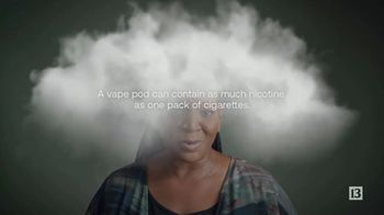 American Lung Association TV Spot, 'Gets Yor Head Out of the Clouds: Safer than Cigarettes' - Thumbnail 3