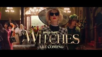 HBO Max TV Spot, 'The Witches'