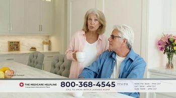 The Medicare Helpline TV Spot, 'Annual Enrollment Period Is Open'
