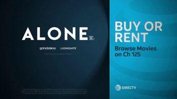 DIRECTV Cinema TV Spot, 'Alone' - Thumbnail 10