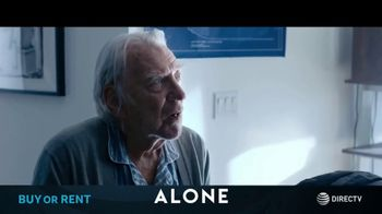 DIRECTV Cinema TV Spot, 'Alone' - Thumbnail 7