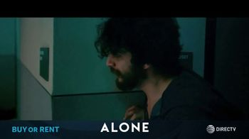 DIRECTV Cinema TV Spot, 'Alone' - Thumbnail 8