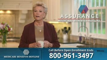 Assurance TV Spot, 'Medicare: Important Message' Featuring Joan Lunden