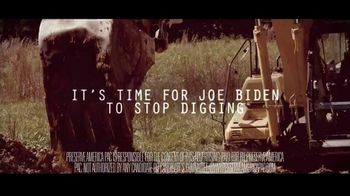 Preserve America PAC TV Spot, 'Digging a Hole' - Thumbnail 6