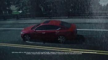 2020 Nissan Altima TV Spot, 'Better Grip' [T2] - Thumbnail 4