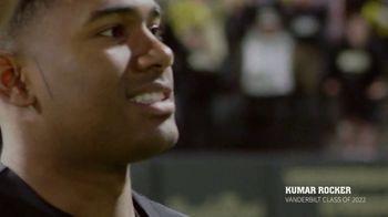 Vanderbilt University TV Spot, 'How to Be a Champion' Featuring Kumar Rocker