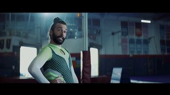 Uber Eats TV Spot, 'Tumble' Feat. Simone Biles, Jonathan Van Ness, Song by C+C Music Factory - Thumbnail 5