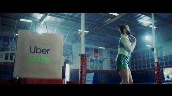 Uber Eats TV Spot, 'Tumble' Feat. Simone Biles, Jonathan Van Ness, Song by C+C Music Factory - Thumbnail 7