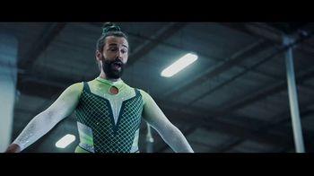 Uber Eats TV Spot, 'Splitsies' Feat. Jonathan Van Ness, Simone Biles, Song by C+C Music Factory - Thumbnail 5