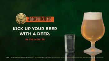 Jägermeister TV Spot, 'Perfect Pairing' - Thumbnail 4