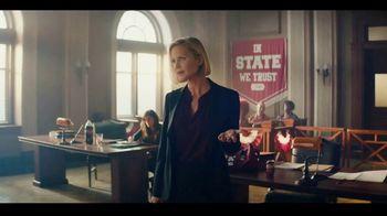 Dr Pepper TV Spot, 'Fansville: Courtroom Hi-Jinx' Featuring Brian Bosworth - Thumbnail 3