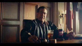 Dr Pepper TV Spot, 'Fansville: Courtroom Hi-Jinx' Featuring Brian Bosworth - Thumbnail 7