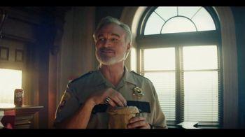 Dr Pepper TV Spot, 'Fansville: Courtroom Hi-Jinx' Featuring Brian Bosworth - Thumbnail 8