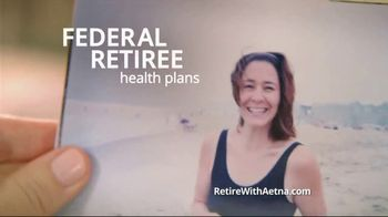 Aetna Federal Retiree Health Plans TV Spot, 'I've Got a Plan'