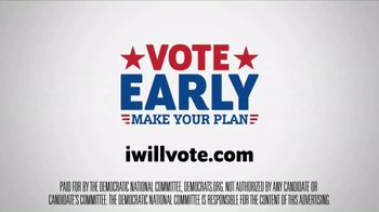 The Democratic National Committee TV Spot, 'Early Voting Is Now Open: Arizona'