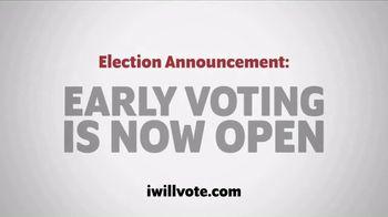 'Early Voting Is Now Open: Arizona thumbnail