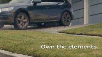 2020 Audi Q5 TV Spot, 'Drain' [T2] - Thumbnail 4