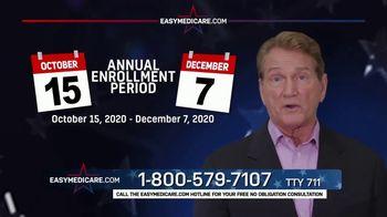 easyMedicare.com TV Spot, 2021 Medicare Benefits Update' Featuring Joe Theismann - Thumbnail 2