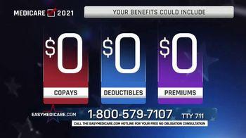 easyMedicare.com TV Spot, 2021 Medicare Benefits Update' Featuring Joe Theismann - Thumbnail 3
