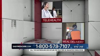 easyMedicare.com TV Spot, 2021 Medicare Benefits Update' Featuring Joe Theismann - Thumbnail 8