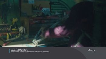 XFINITY On Demand TV Spot, 'Love and Monsters' Song by Kinks - Thumbnail 3