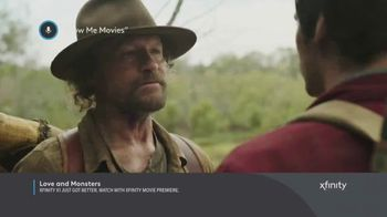 XFINITY On Demand TV Spot, 'Love and Monsters' Song by Kinks - Thumbnail 6