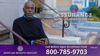 Assurance TV Spot, 'Medicare Enrollment: Important Message' Featuring Danny Glover - Thumbnail 3