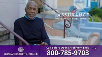 Assurance TV Spot, 'Medicare Enrollment: Important Message' Featuring Danny Glover - Thumbnail 5