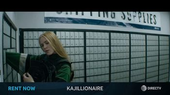 DIRECTV Cinema TV Spot, 'Kajillionaire' - 14 commercial airings