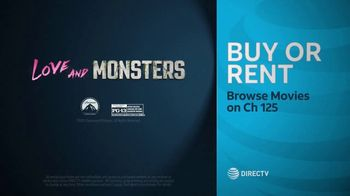 DIRECTV Cinema TV Spot, 'Love and Monsters' Song by The Kinks - Thumbnail 10