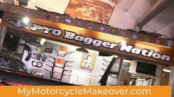 Law Tigers TV Spot, 'The Bike of Your Dreams: Enter to Win a $4,000 Motorcycle Makeover' - Thumbnail 9