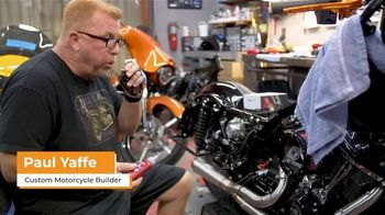 Law Tigers TV Spot, 'The Bike of Your Dreams: Enter to Win a $4,000 Motorcycle Makeover'