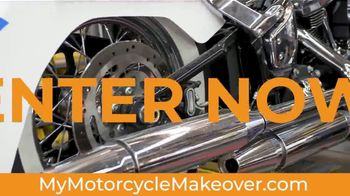 Law Tigers TV Spot, 'The Bike of Your Dreams: Enter to Win a $4,000 Motorcycle Makeover' - Thumbnail 7