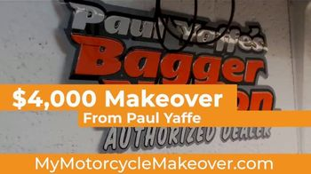 Law Tigers TV Spot, 'The Bike of Your Dreams: Enter to Win a $4,000 Motorcycle Makeover' - Thumbnail 8