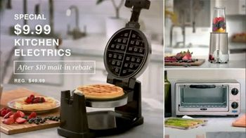 Macy's TV Spot, 'Lowest Prices of the Season: Shoes and Kitchen Appliances' - Thumbnail 5
