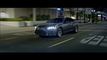 Lexus ES TV Spot, \'Why Bother\' [T2]