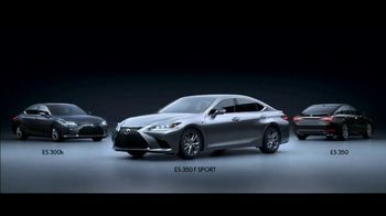 Lexus ES TV Spot, 'Why Bother' [T2] - Thumbnail 9