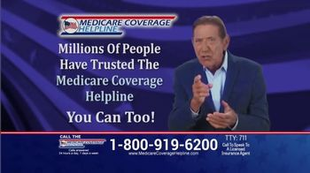 Medicare Coverage Helpline TV Spot, 'Upgrade Your Benefits: This Is Important' Featuring Joe Namath