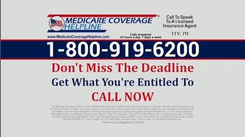 Medicare Coverage Helpline TV Spot, 'Upgrade Your Benefits: This Is Important' Featuring Joe Namath - Thumbnail 4