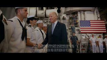 Biden for President TV Spot, 'Worth Fighting For' - Thumbnail 6