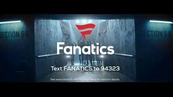 Fanatics.com Rewards Card TV Spot, 'Earn 6%' - Thumbnail 10