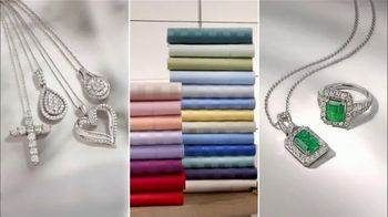Macy's TV Spot, 'Lowest Prices of the Season: Jewelry and Bedding' - Thumbnail 2