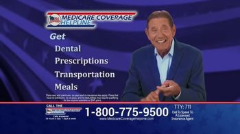 Medicare Coverage Helpline TV Spot, 'One of the Only Days' Featuring Joe Namath - Thumbnail 2