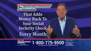 Medicare Coverage Helpline TV Spot, 'One of the Only Days' Featuring Joe Namath - Thumbnail 4