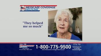 Medicare Coverage Helpline TV Spot, 'One of the Only Days' Featuring Joe Namath - Thumbnail 5