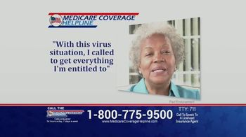 Medicare Coverage Helpline TV Spot, 'One of the Only Days' Featuring Joe Namath - Thumbnail 6