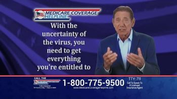 Medicare Coverage Helpline TV Spot, 'One of the Only Days' Featuring Joe Namath - Thumbnail 7