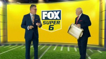 FOX Sports Super 6 NFL Sunday Challenge TV Spot, 'Win Terry's Money: $1 Million' Feat. Terry Bradshaw, Howie Long - Thumbnail 1
