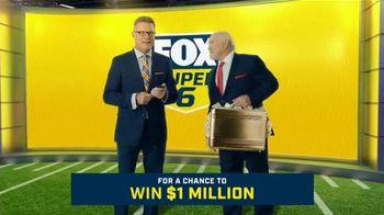 FOX Sports Super 6 NFL Sunday Challenge TV Spot, 'Win Terry's Money: $1 Million' Feat. Terry Bradshaw, Howie Long - Thumbnail 4