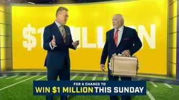 FOX Sports Super 6 NFL Sunday Challenge TV Spot, 'Win Terry's Money: $1 Million' Feat. Terry Bradshaw, Howie Long - Thumbnail 6